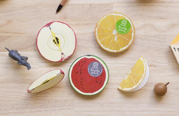 The Fruits Block