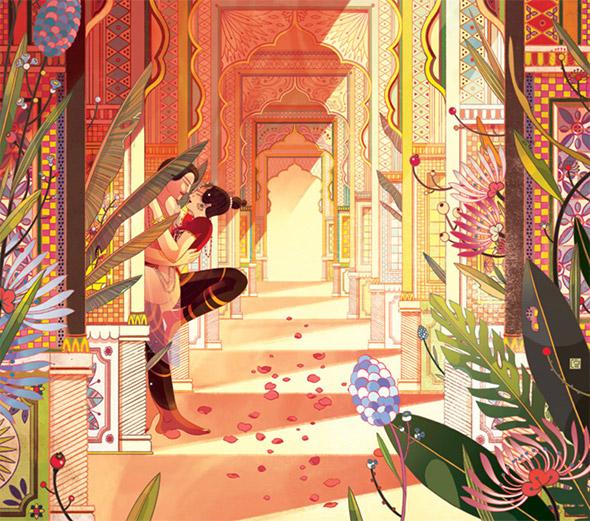 Il mondo in un'immagine: l'incredibile arte di Victo Ngai
