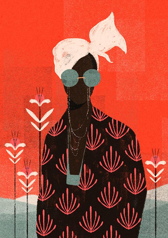 Le illustrazioni di Willian Santiago